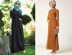 Tesettür Giyim 2015 - Hesaplı Ofis Elbise Modelleri http://www.yesiltopuklar.com/sonbaharin-en-hesapli-ofis-elbiseleri.html