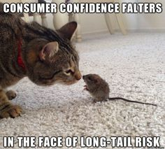long tail risk....