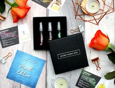 NEW POST : March Secret Scent Box Review
