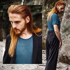 The actually Blogpost for all my instagramers. You can see more pics and information on my blog 😊😊 LINK IN BIO. #cosstores #odeurstudios #asos #fashionaddict #instagood #menwithstyle #photooftheday #asseenonme #menswearclothing #look #ginger #picoftheday #mfashionstyle #manwithlonghair #malemodel #menstyle #redhot100 #outfitoftheday #ginger #ootd #follow #gingerbeard #fashionblogger #style #blogger #mensfashion Jacket: @asos_de throusers: @odeur_studios shirt: @cosstores Photo: @50aka50