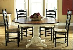 Farmhouse Tables, All Wood Tables Made to Your Specifications in U.S.A.>