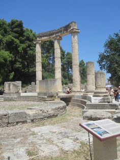 Olympia Greece - June 2012