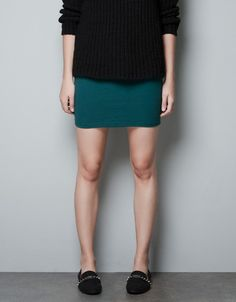 TUBE SKIRT - Skirts - Woman - ZARA United States