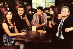 I really want a local bar (How I Met Your Mother)/ restaurant (King of Queens)/ coffee shop (Friends) for me and my friends when we're in our 30's! haha
