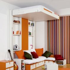 Nice bed from espace-loggia.com
