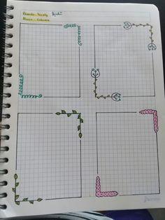 Bullet Journal School, Bullet Journal Inspo, Bullet Journal Paper, Bullet Journal Lettering Ideas, Bullet Journal Notebook, Bullet Journal Aesthetic, Bullet Journal Ideas Pages, Scrapbook Journal, Hand Lettering Art
