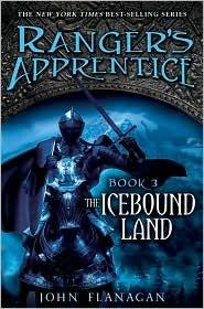 Ranger Apprentice Book 3 - The Icebound Lane - I love this series!