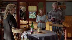Evelyn (Kate Trotter) Jack Lisa.