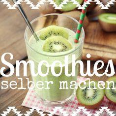http://eatsmarter.de/ernaehrung/gesund-ernaehren/smoothies-selber-machen Hier erfahrt Ihr, wie Ihr gesunde  und leckere Smoothies selber machen könnt.