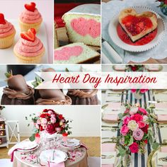 Heart Day Inspiration from The Gathering of Friends