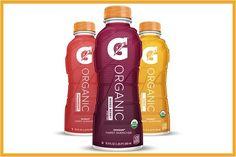 Gatorade presenta G Organic, la versione del famoso sport drink fatta solo con…