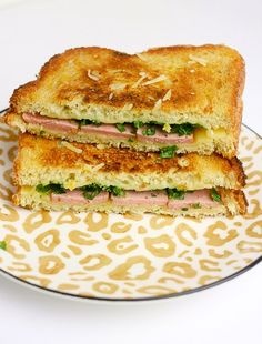 Een boerenkool tosti | Foodaholic.nl