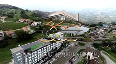 Lote en Ruitoque Condominio Mansions, House Styles, Home Decor, Real Estate, Lifestyle, Colombia, Decoration Home, Manor Houses, Room Decor