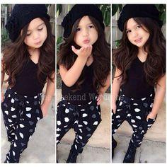 Fashion Icon Baby Girl.........!