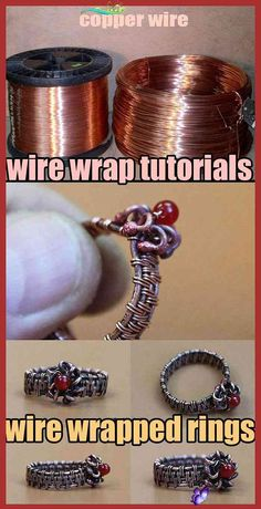 wire wrapped rings, Wire wrap tutorials jewelry, wire wrapped pendant, wire necklace, wire weaving, wire work, copper wire jewelry, art jewelry, Viking Knit, rukodel, valeriy vorobev, Wire wrap tutorial, Pendants Tree of Life, wire wrap bracelet, wire wrapped rings<br> Copper Wire Crafts, Copper Wire Jewelry, Metal Crafts, Wire Tutorials, Jewelry Making Tutorials, Wire Wrapped Bracelet, Wire Wrapped Rings, Wire Pendant, Wire Wrapped Pendant
