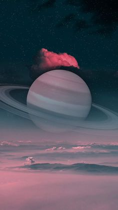 Saturn IPhone Wallpaper - IPhone Wallpapers