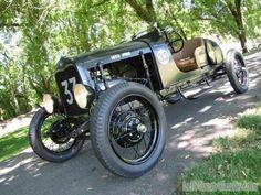 """doyoulikevintage: """"1929 Ford speedster """""""