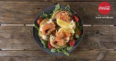 Αλμυρά healthy pancakes με σολομό Potato Salad, Pancakes, Brunch, Potatoes, Healthy, Ethnic Recipes, Food, Potato, Essen