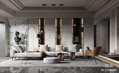 Home Room Design, Interior Design Living Room, Living Room Designs, Appartement Design, Lounge Design, Luxury Home Decor, Apartment Interior, House Rooms, Luxury Living
