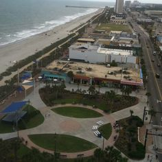 View from the Sky Wheel in Myrtle Beach, SC * by: RKHarrell*