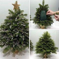 Женский журнал «ZIVITVORIA» Scandinavian Christmas Decorations, Diy Christmas Tree, Outdoor Christmas, Rustic Christmas, Christmas Projects, Christmas Holidays, Christmas Wreaths, Christmas Ornaments, Diy Ornaments