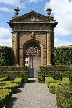 Villa Lante Gardens - Bagnaia, Veneto, Italy