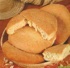 3 Receitas de Pão Marroquino, Como fazer o pão de Marrocos