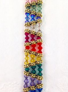 Kaleidoscope Bracelet - 1 Stop Bead Shop