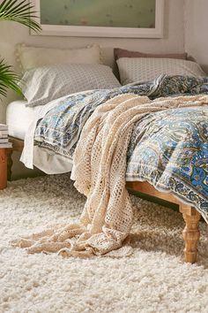 Plum & Bow Gigi Granny Throw Blanket