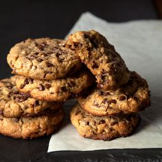 """This is Jacques Torres's recipe for sablés, a classic French butter cookie with a sandy, crumbly texture (sablé means """"sandy"""")—though this fabulou..."""