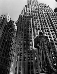 Berenice Abbott - Changing New York