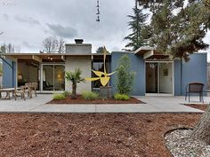 On the market: 1960s Robert Rummer-designed midcentury property in Portland, Oregon, USA on http://www.wowhaus.co.uk
