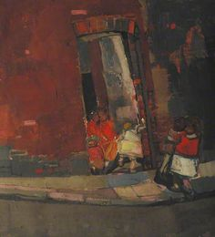 The Gorbals Joan Eardley