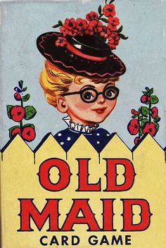 ...we will play a wicked game of Old Maid.  The loser gets to weed.