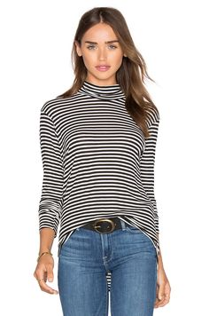 C&C California Beat Top in York Stripe