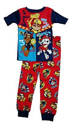Paw Patrol Boys Just Yelp For Help Snuggle Fit Nightwear Pyjamas