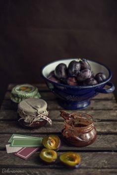 Delimamma: Dżem śliwka-czekolada-chilli