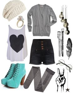 """Be faithful in small things because it is in them that your strength lies."" by lovefromerin ❤ liked on Polyvore"