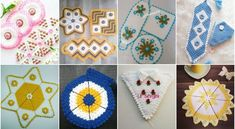 2018 Lif Modelleri Crochet Designs, Pot Holders, Fabrics, Fiber, Made By Hands, Tricot, Bathrooms, Amigurumi, The Creation