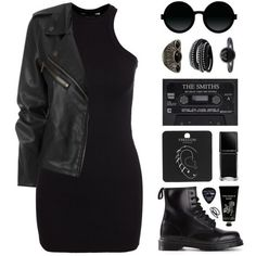 New style rock chic ideas Ideas Hipster Outfits, Edgy Outfits, Fashion Outfits, Fashion Tips, Fashion Trends, Rock Chic Outfits, Fashion Websites, Fashion Clothes, Fashion Boots