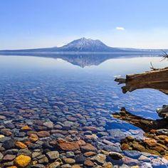 あまりに#支笏湖 の#風景 がキレイだったので、もう少しLightroomで補正をかけてみました。 #北海道 #札幌写真倶楽部 #lake #hokkaidolikers