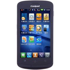 Coolpad Coolpad 5860 Device Specifications | Handset Detection