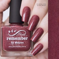 piCture pOlish : Picture Polish Remember Shop here- www.color4nails.com Worldwide shipping available