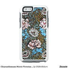 Chrysanthemums Morris Victorian Design OtterBox iPhone 6/6s Case