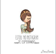 Estoy esperando por ti en instagram