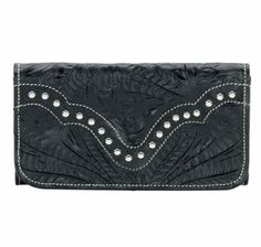 American West Shadow Ridge Collection Ladies Tri-Fold Wallet American West. $80.10