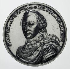 Medal of Stanislaus Augustus concerning the dessidents' rights by Johann Leonhard Oexlein in Nuremberg, 1768, Zamek Królewski w Warszawie (ZKW)