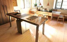 Küche von Bulthaupt