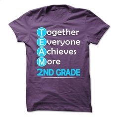 Great Team Tshirt For 2nd Grade T Shirts, Hoodies, Sweatshirts - #teeshirt #style. MORE INFO => https://www.sunfrog.com/LifeStyle/Great-Team-Tshirt-For-2nd-Grade.html?id=60505