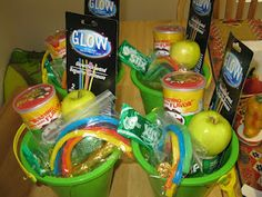 Leprechaun Goodies Bucket. We made these for the kids they loved it!